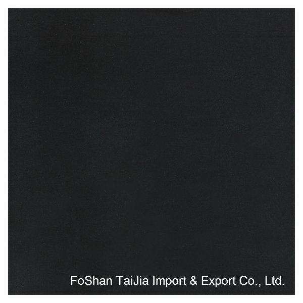 Super Black Polished Porcelain Floor Tile (TJ003)