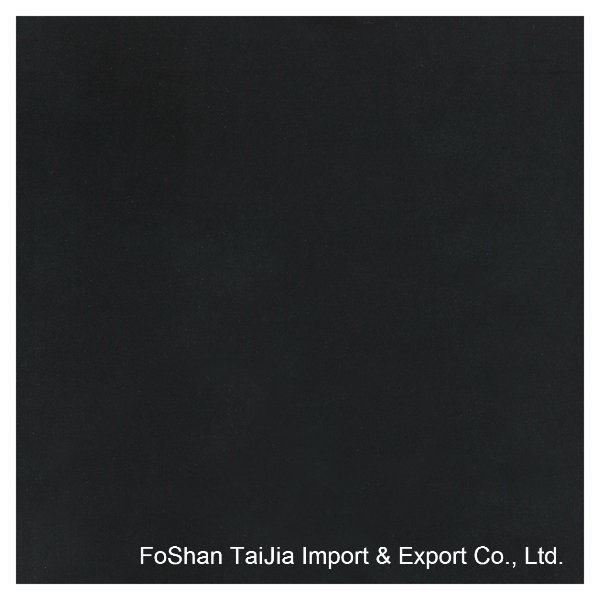 Super Black Polished Porcelain Floor Tile (TJ6S02)