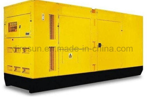 750kVA Soundproof Cummins Engine Diesel Generator Set with Stamford Alternator