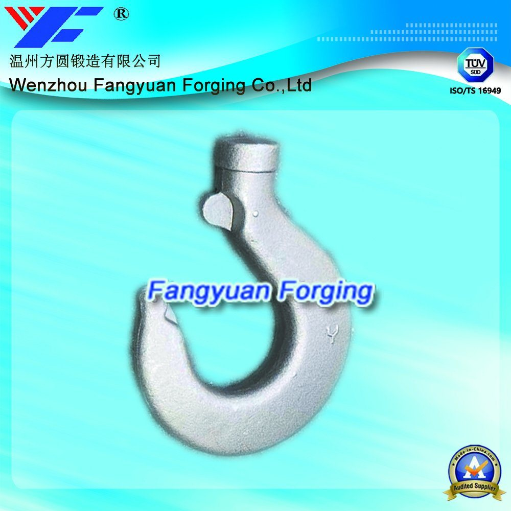 High Quality Hot Forged Lifting Hook for Rigging Hardware