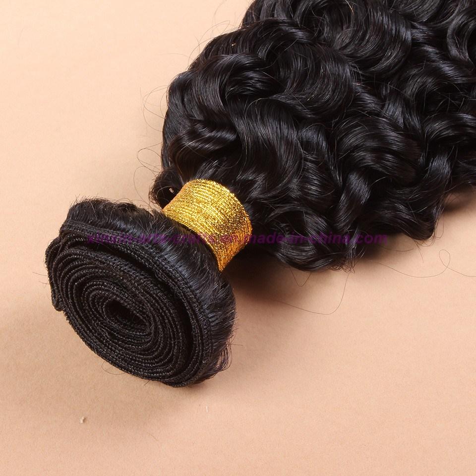 8A Grade Unpressed Malaysian Deep Curly Silk Base Closure with Bundles 100% Human Hair Silk Base Closure with Bundles