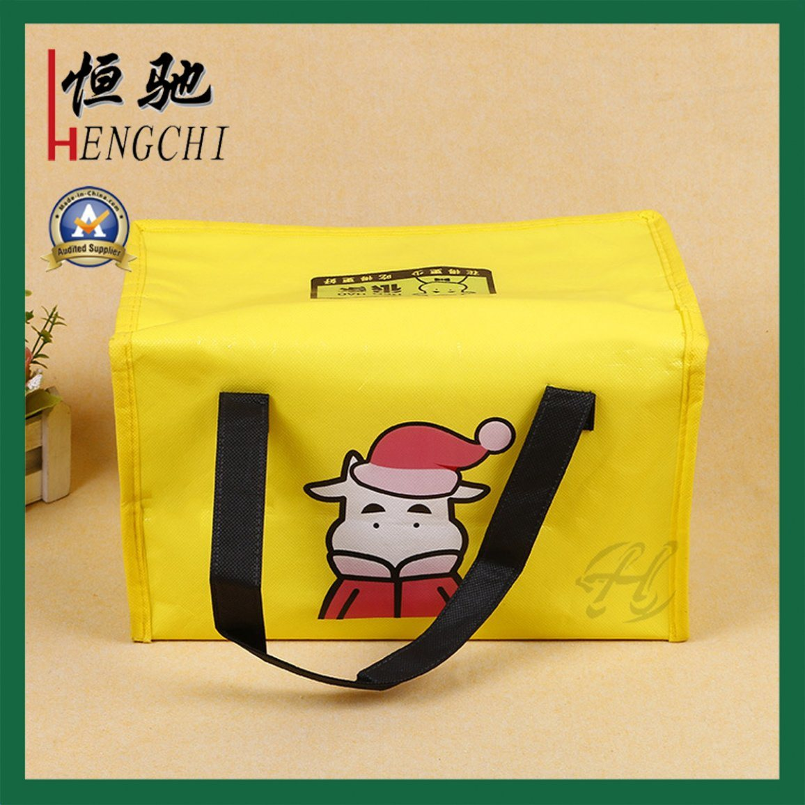 Promotional Outdoor Picnic Lunch Bag Insulated Cooler Bags