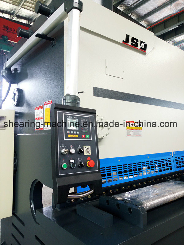 Jsd Hydraulic Guillotine Shear with Estun E21s System