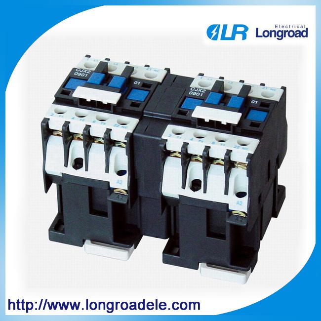 Mechanical Interlocking AC Contactor (CJX2-N series)