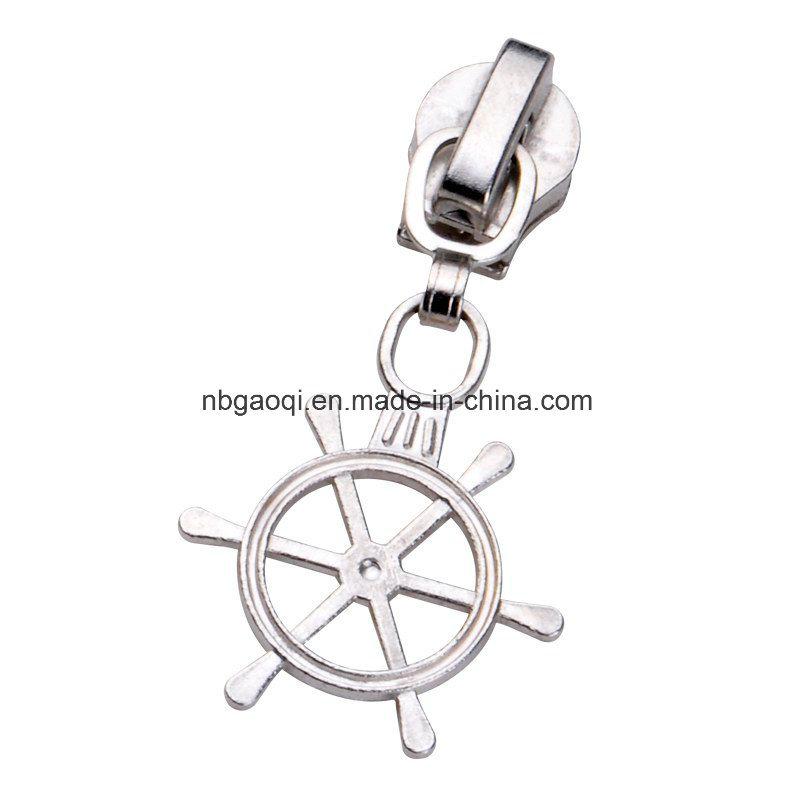 Slider for Plastic Zipper