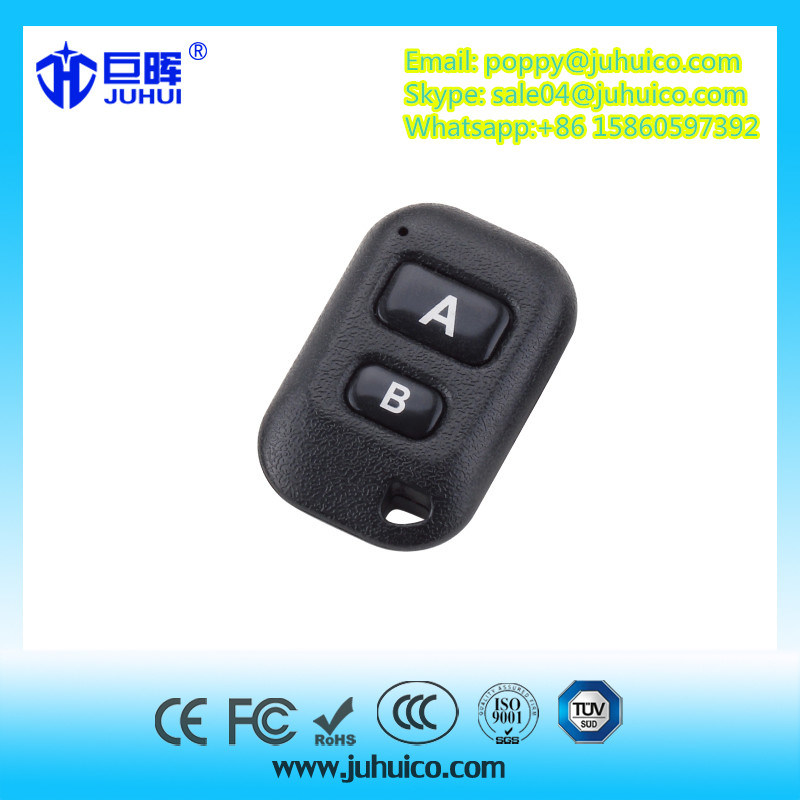 Wireless Garage Door SMC5326p RF Remote Control
