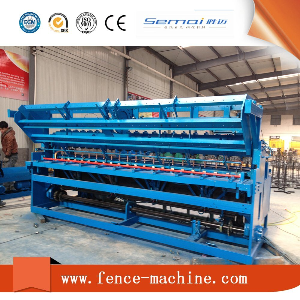 Hot DIP Galvanizing Steel Wire Mesh Welding Machine in Roll