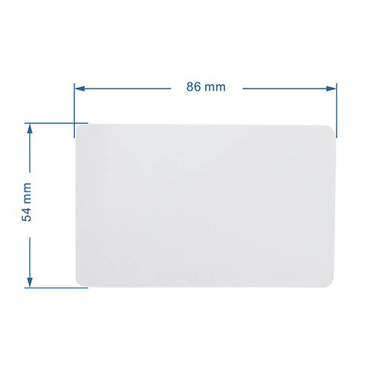 Writeable and Printable Access Control RFID Card (T5577C)