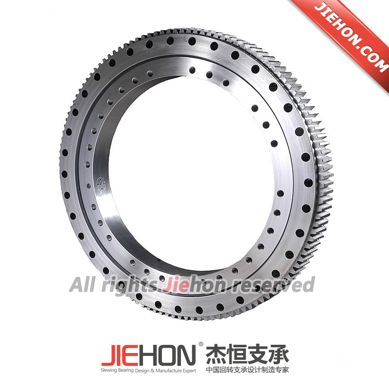 Dedicate to Slewing Ball Bearing Design and Manufacture