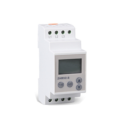 LCD Display N-Phase Failure Protection Relay