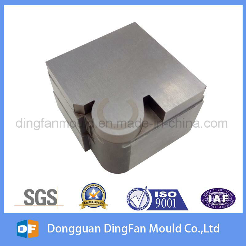 Manufacturer High Precision CNC Machining Parts for Injection Mould