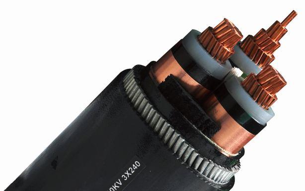 Semi-Conductive Crosslinkable Conductor Screen Material