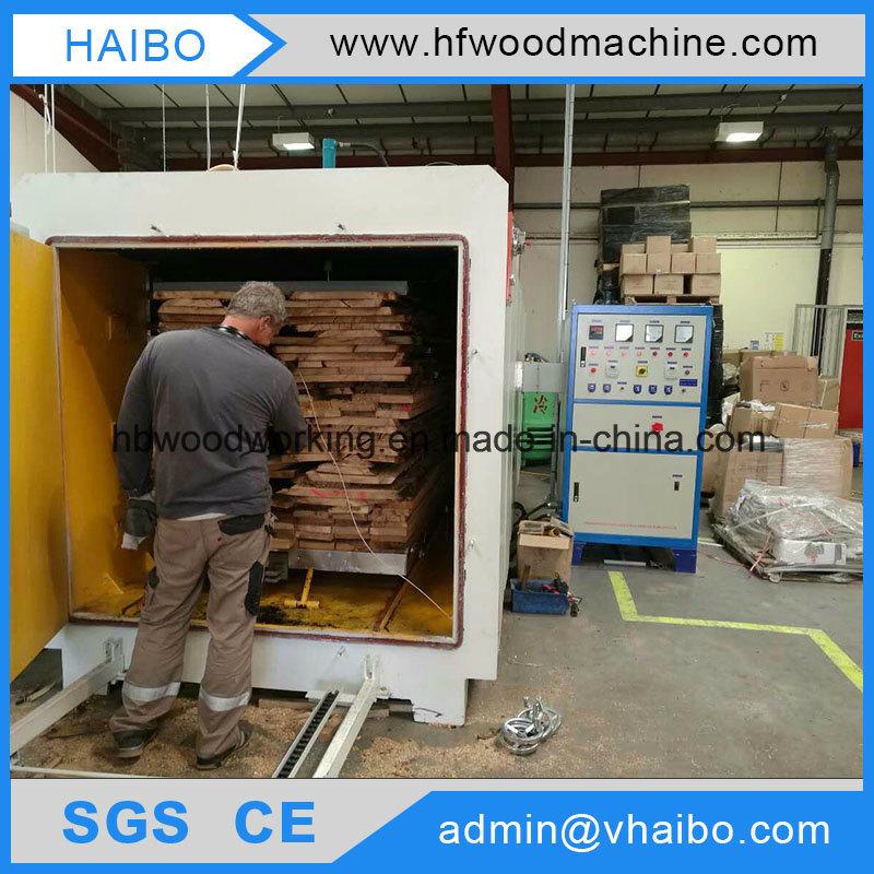 12 Cbm Hf Vacuum Timber Dryer Machine with ISO/Ce