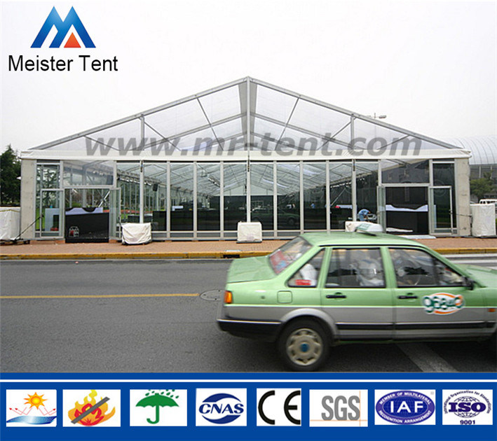 Huge Aluminum Frame Structure Canopy Commercial Event Tent for Exhibition