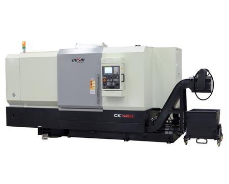 "12""~22"" Wheel Hub Processing CNC Lathe Ck7660LC"