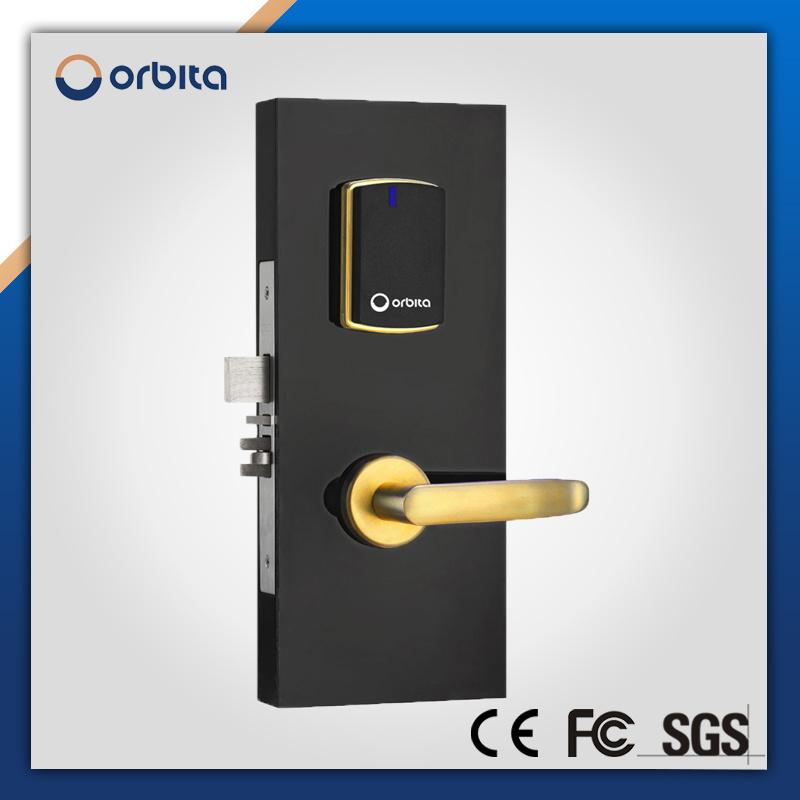 Wireless Stand Alone Lock Split Model RFID Hotel Room Door Lock