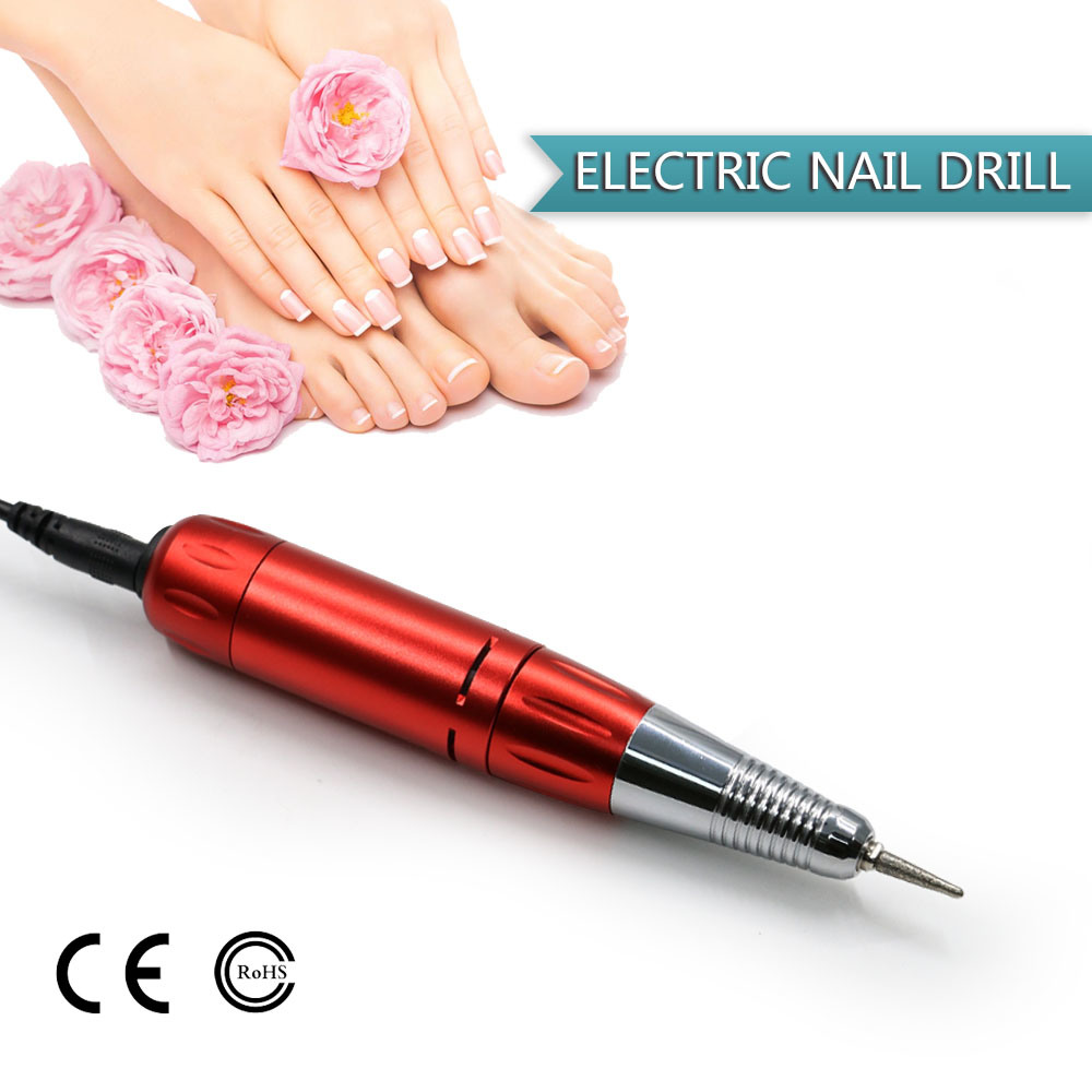 China Professional Safety Durable Best Electric Nail Drill