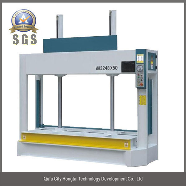 50 T Wood Hydraulic Cold Press Machine
