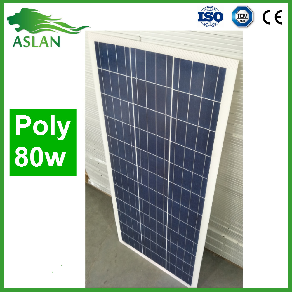 Best Selling 80W Photovoltaic Solar Module