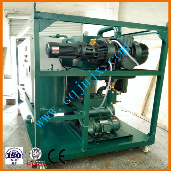 Hot Sell Transformer Vacuum Oil Purifier