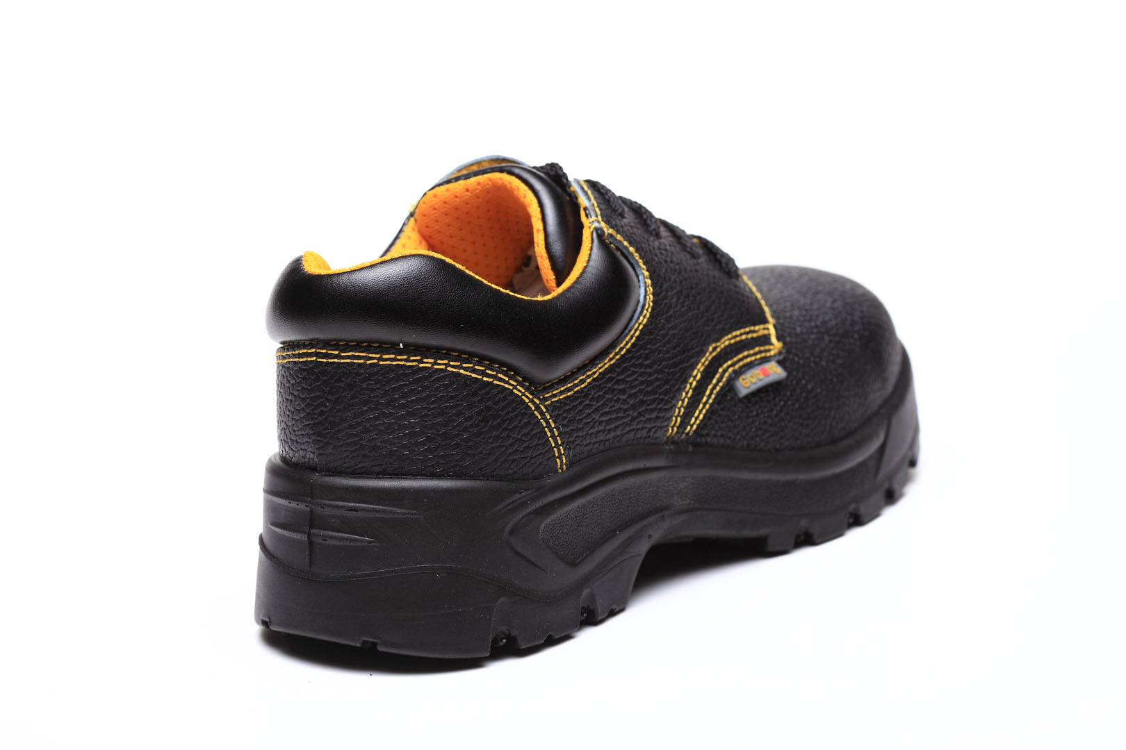 Safety Protection Industrial Working Mining Safety Shoes with Steel Toe
