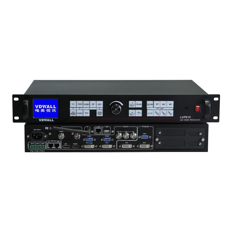 615 LED Video Scaler
