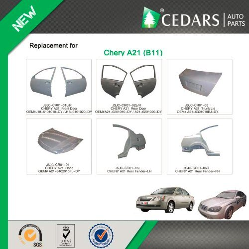 Reliable Auto Spare Parts Wholesale for Chery A21