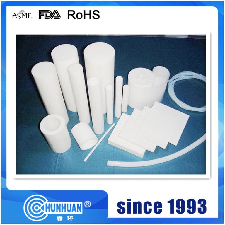 PTFE Teflon Rods, Extruded Round Bars