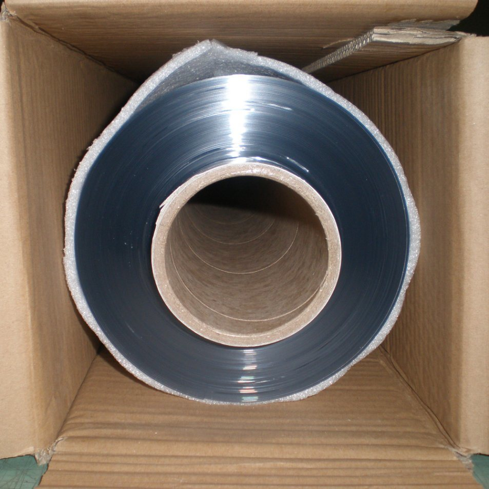 PVC Transparent Film Soft Normal Clear Super Clear PVC Film