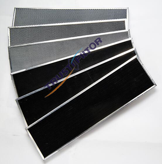 Ozone Filtration--Honeycomb High Efficiency Filter