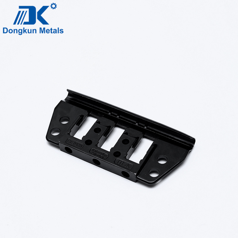 OEM Steel Auto Casting Parts with Black Coating