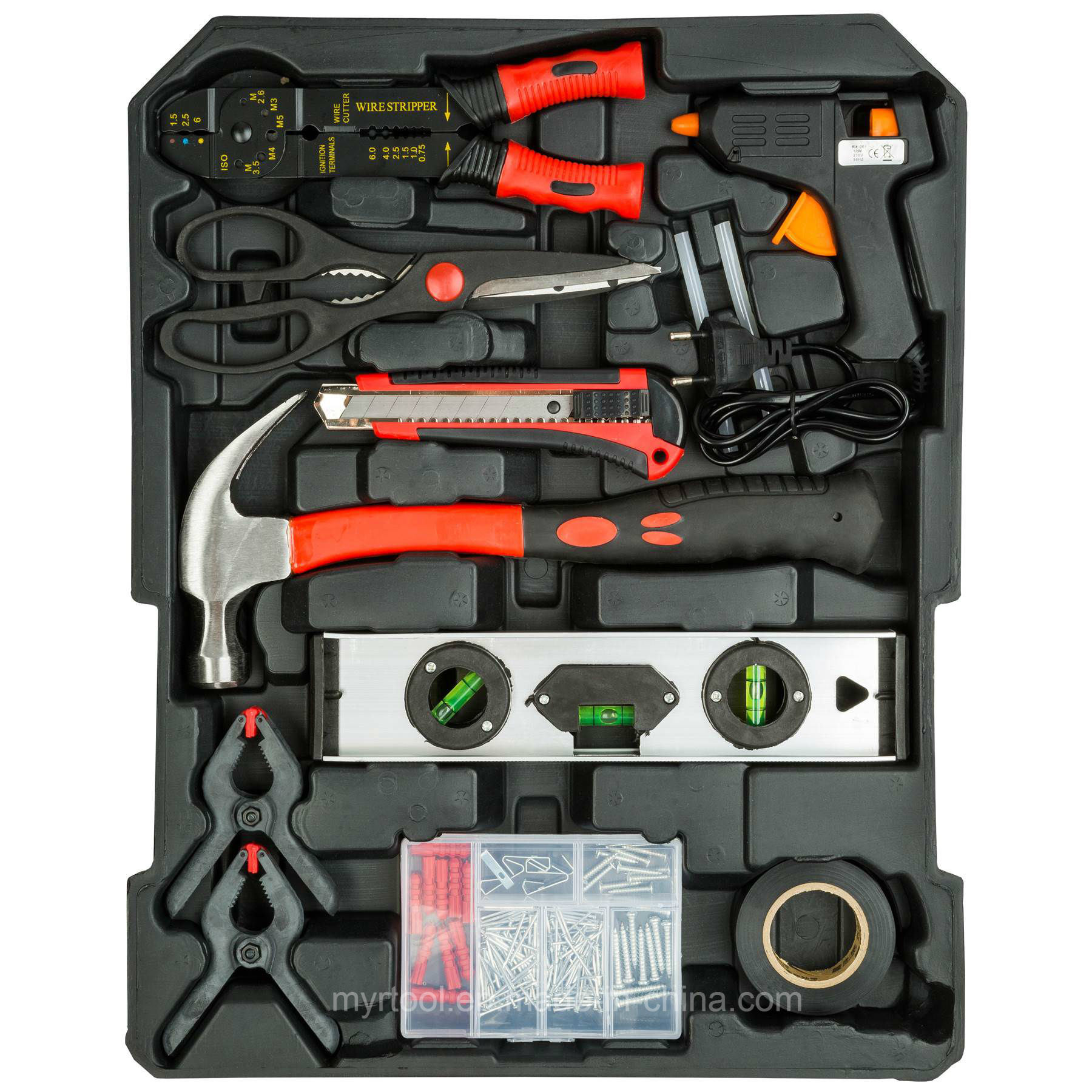 377PCS Best Selling with Cheapest Price Trolley Tool Set (FY377A)