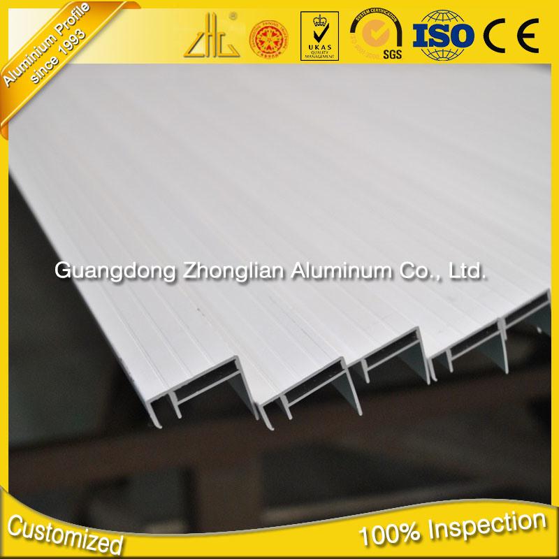China Factory Manufacture Custom Aluminium Solar Frame for Solar Panel
