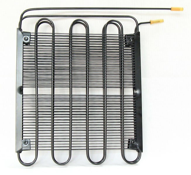Condenser / Evaporator for Refrigeration, Refrigerator/Freezer for Cooling System