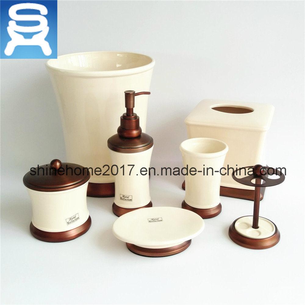 New Design Fashionable Hotel Bathroom Accessories/Bathroom Set/Bathroom Accessory
