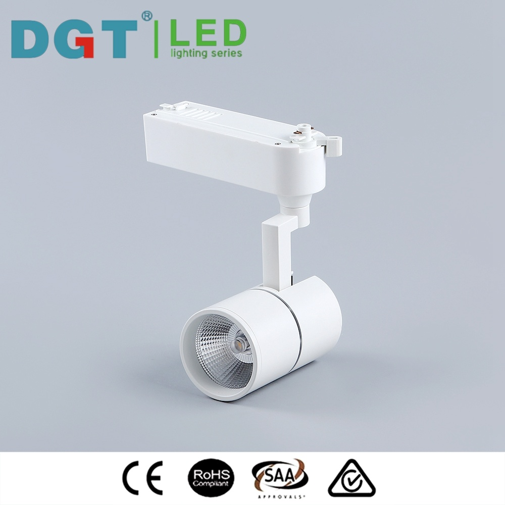 Hot Sale Factory Price 15-25W COB LED Track Light 80lm/W Super Brightness LED Tracklight