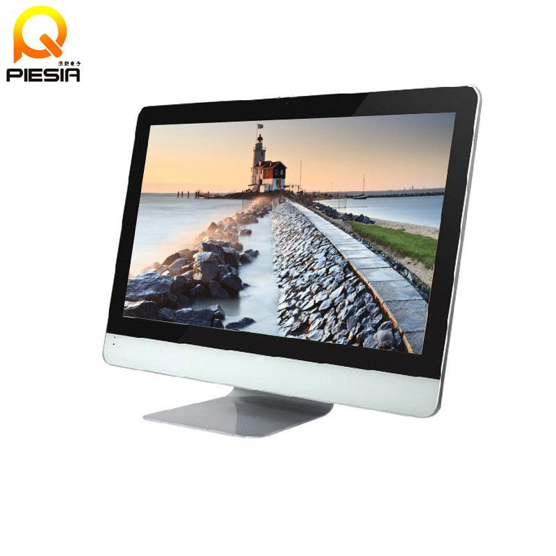 Desktop 21.5 Inch All in One Barebone Computer with WiFi