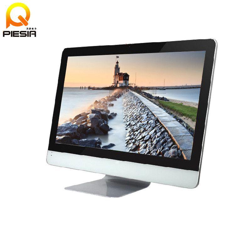 Desktop 21.5 Inch All in One Barebone PC Computer with WiFi