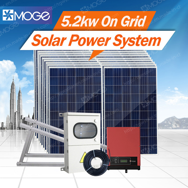 Morego Solar Power System 5kw 10kw Solar Generator