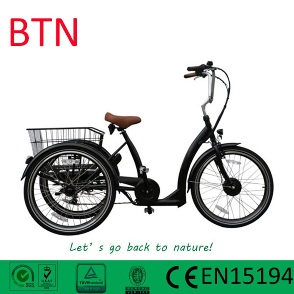 Btn 2017 Electric Bike Tricycle for Adults