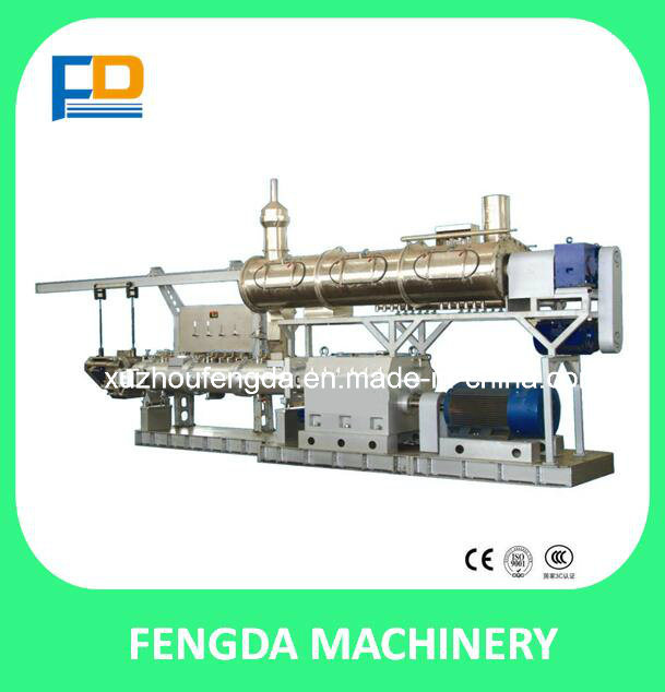 Fish Feed Mill Extruder for Feed Processing Machine (TSE148)