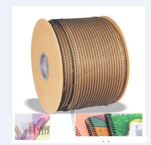 0.7mm Nylon Coated Steel Wire Loose Leaf Binding