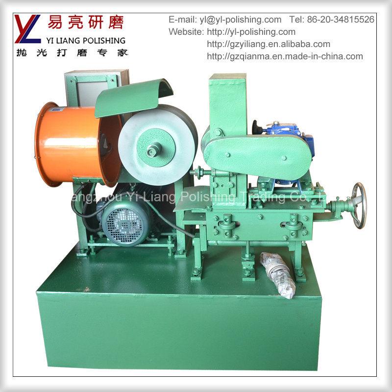Centerless Round Tube and Circle Pipe Grinding Polishing Machine