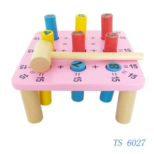 Eudcational Toys, Kid Wooden Educational Toys Game