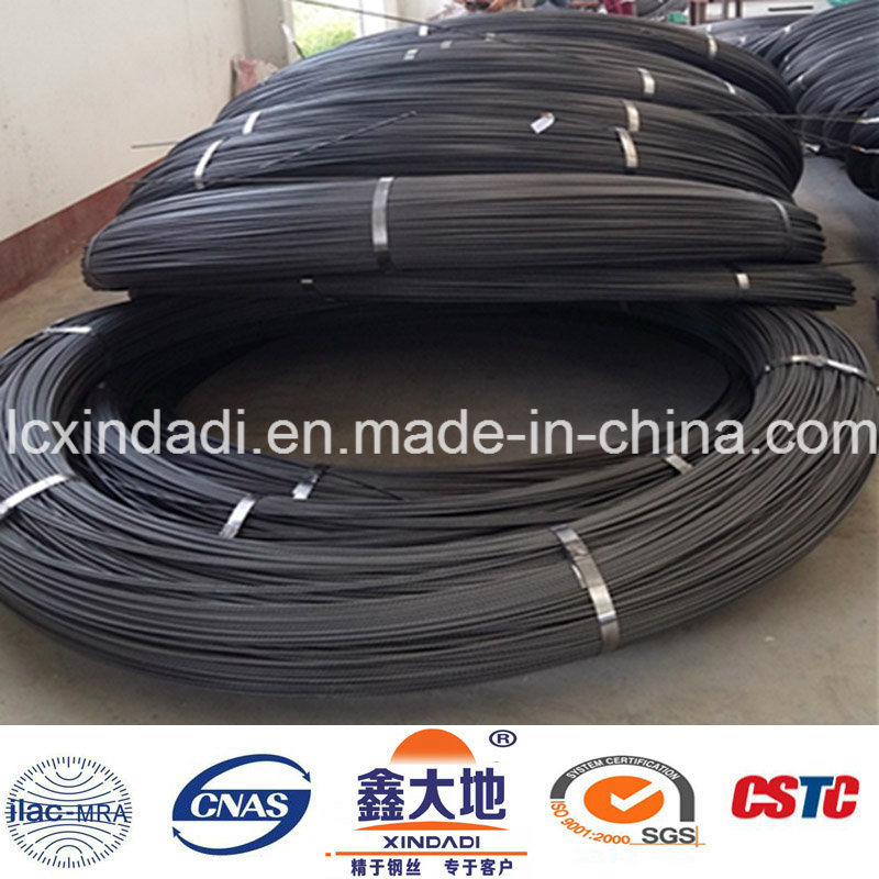 9.4mm Prestressed Steel Low Relaxation PC Steel Wire