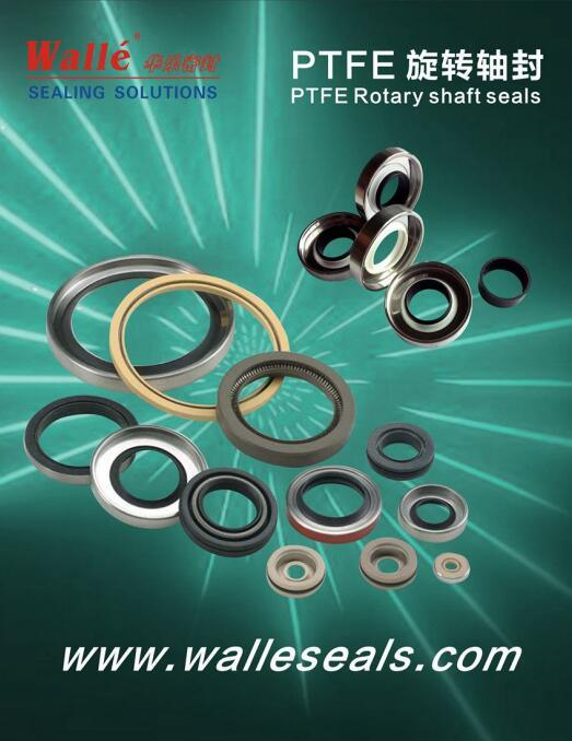 Gfd Radial Lip Seals Type Mh with PTFE Sealing Lip