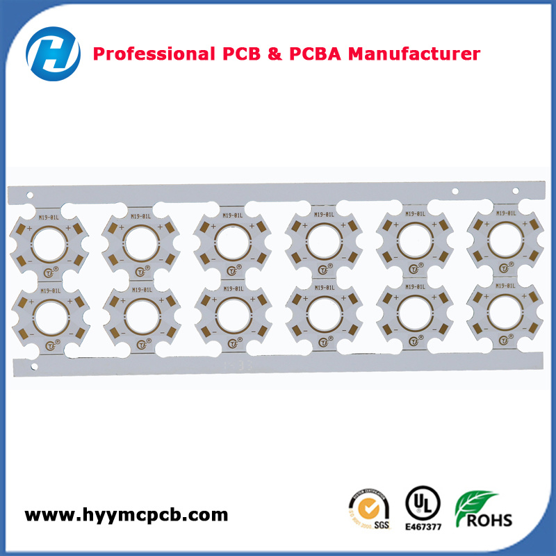 High Power Tech Electronics LED PCB Board for LED Bar