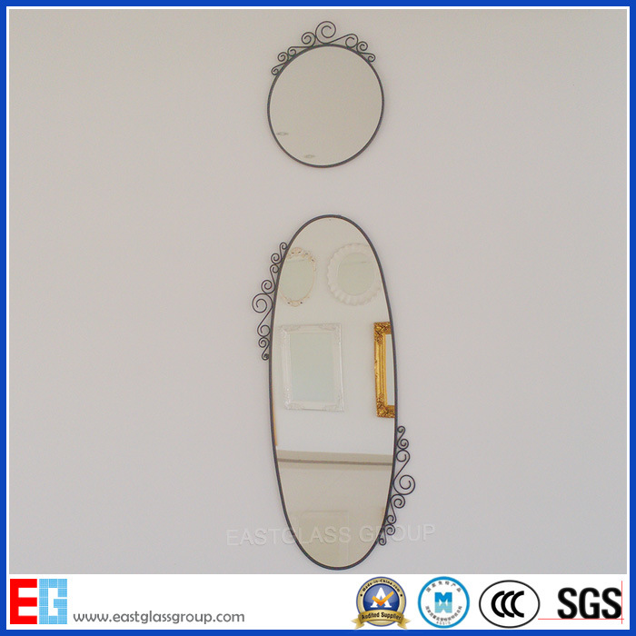 4-6mm High Quality Fitting Mirror/Dressing Mirror/Frame Mirror/Furniture Mirror