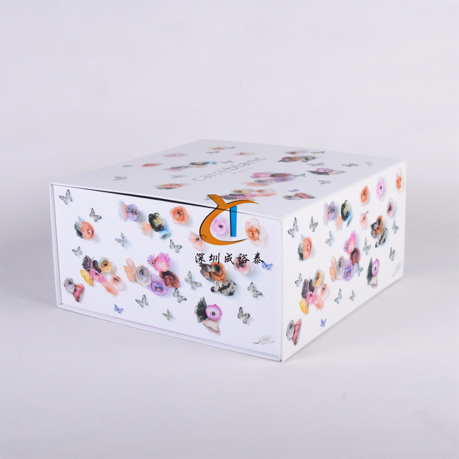 Custom Luxury Cardboard Packing Packaging Box / Paper Box / Paper Gift Box