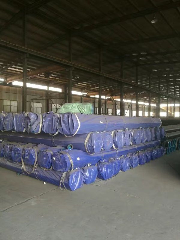 Carbon Steel Seamless Pipe (ASTM A106 GR. B/ASME SA106 GR. B/API 5L GR. B)